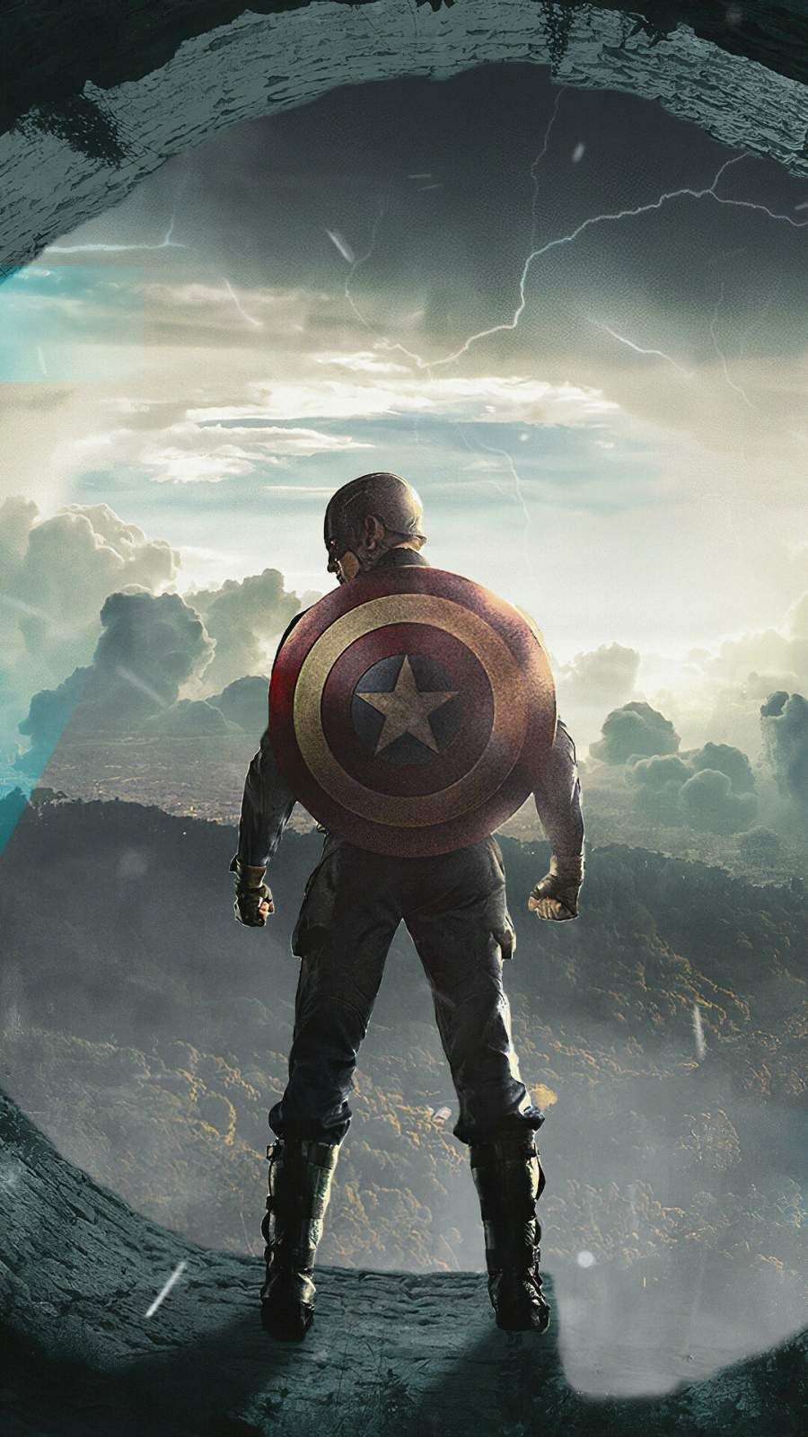 Captain America 4k Iphone Wallpaper Captain America Wallpaper Captain America Iphone Wallpaper