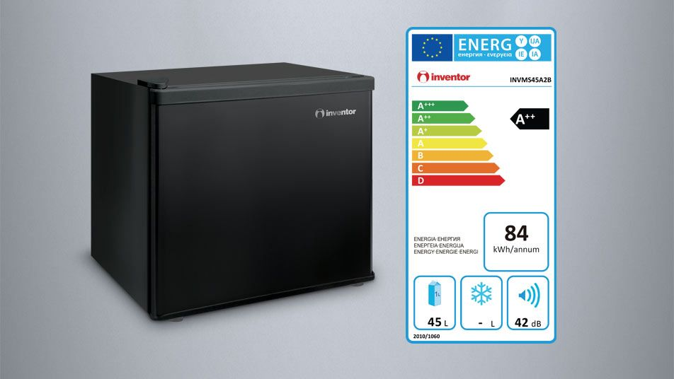 Inventor Mini-Kühlschrank 45 L | Inventor Mini-Kühlschränke ...