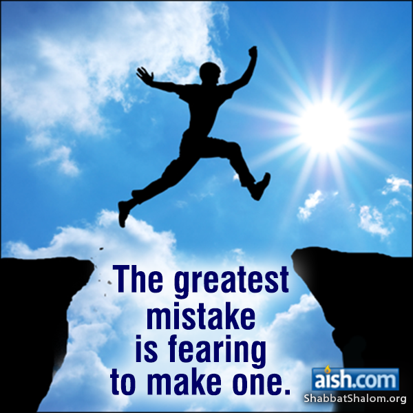 Quote Of The Day: Greatest Mistake