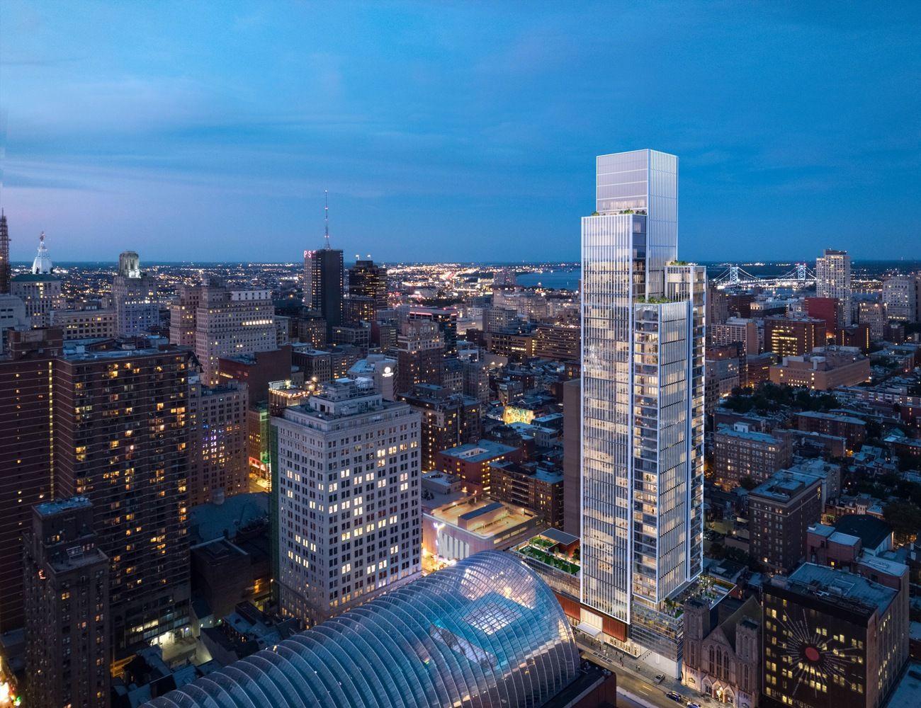 Gallery Of Kpf Breaks Ground On First Philadelphia
