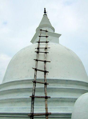Mirissa Dagoba, Mirissa, Sri Lanka (www.secretlanka.com)