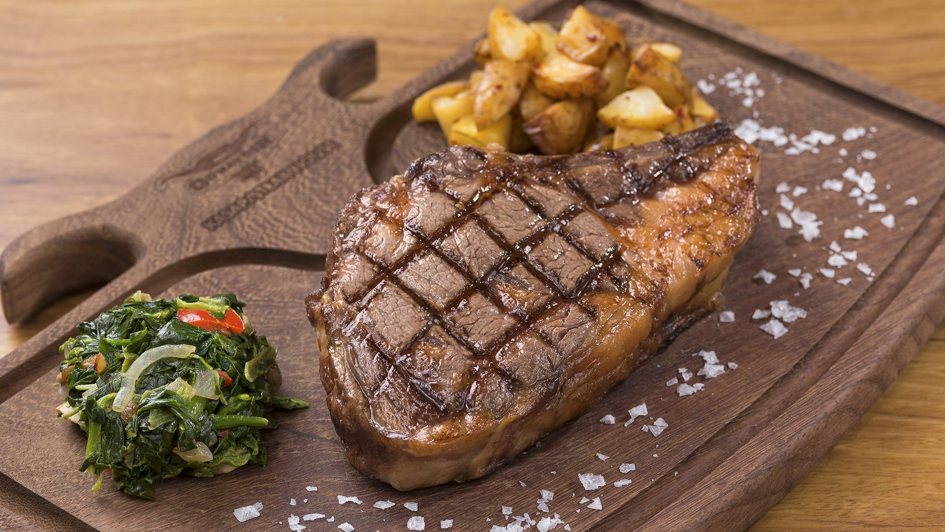 At Gunaydin we love steaks, but our menu is also so much more varied