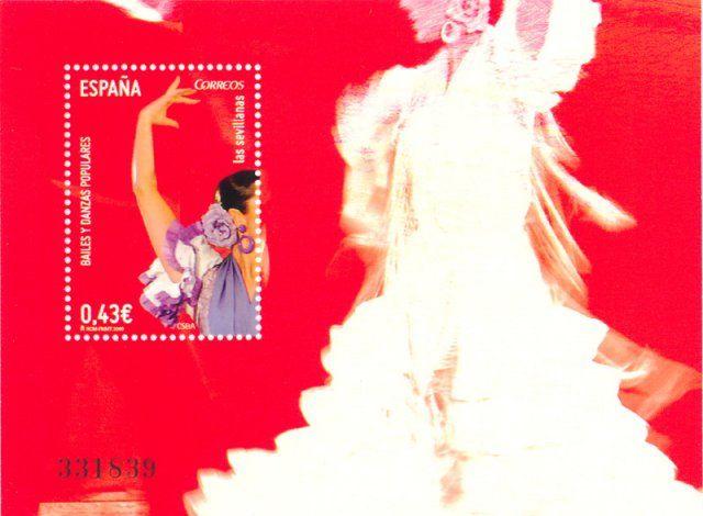 Spain - Las sevillanas, bailes y danzas populares