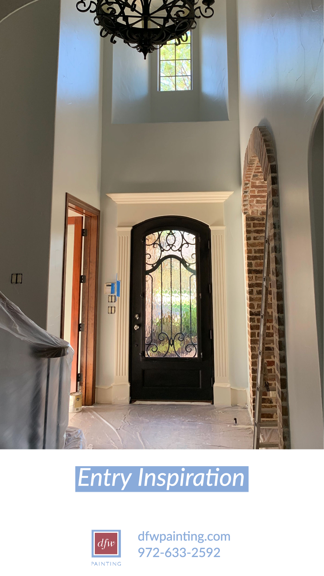 when your home features a beautiful wrought iron front on paint colors for professional office id=49773