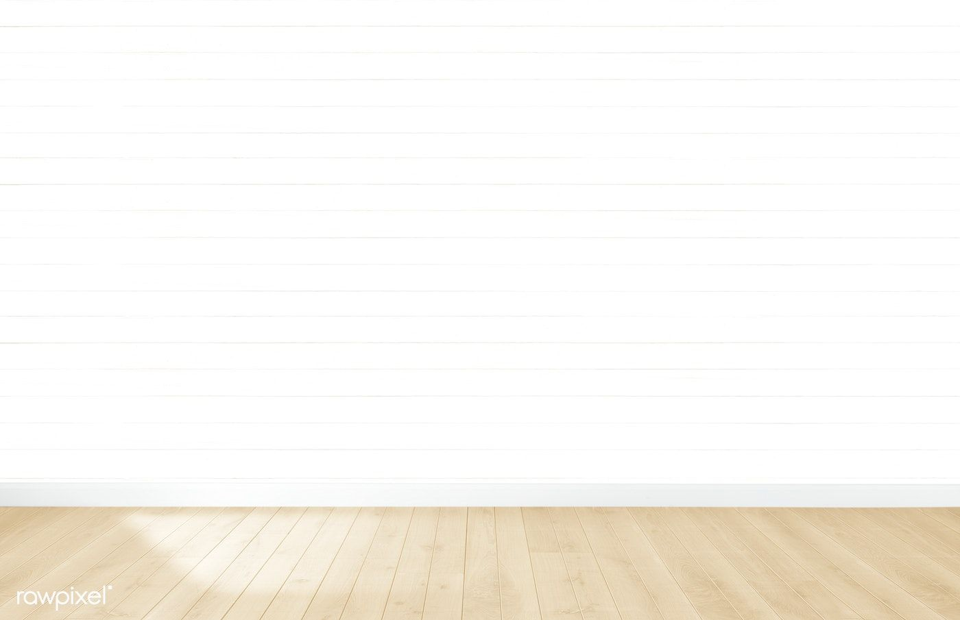 White Wall With Gray Floor Product Background Free Image By Rawpixel Com In 2020 Textured Background Background White Wood Texture