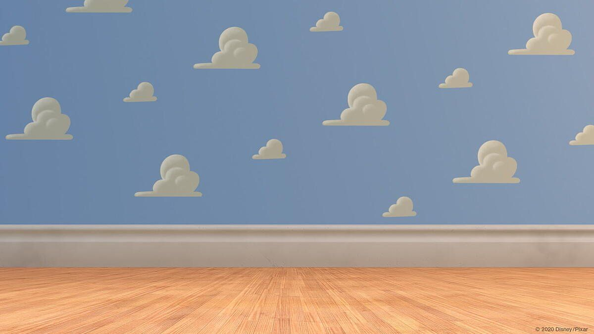 31 Free Zoom Virtual Backgrounds How To Change Your Zoom Background In 2020 Disney Background Andys Room Desktop Wallpaper