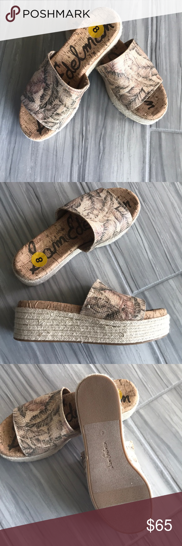 881db8a03 Women s Sam Edelman Weslee Platform Slide Sandal Brand Sam Edelman Style Sandal  Sandal style
