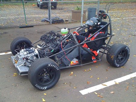 Dp1 Car Hmmm Wish I Had A Welder And A Wrecked Crotch Rocket Go Kart Diy Go Kart Go Kart Ideas
