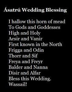 Asatru Quotes Pagan In 2019 Viking Wedding Nordic Wedding