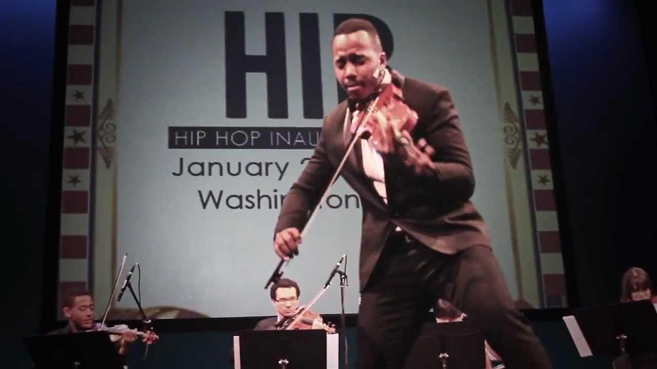 Damien Escobar Live In Washington Dc The Hip Hop Inaugural Ball