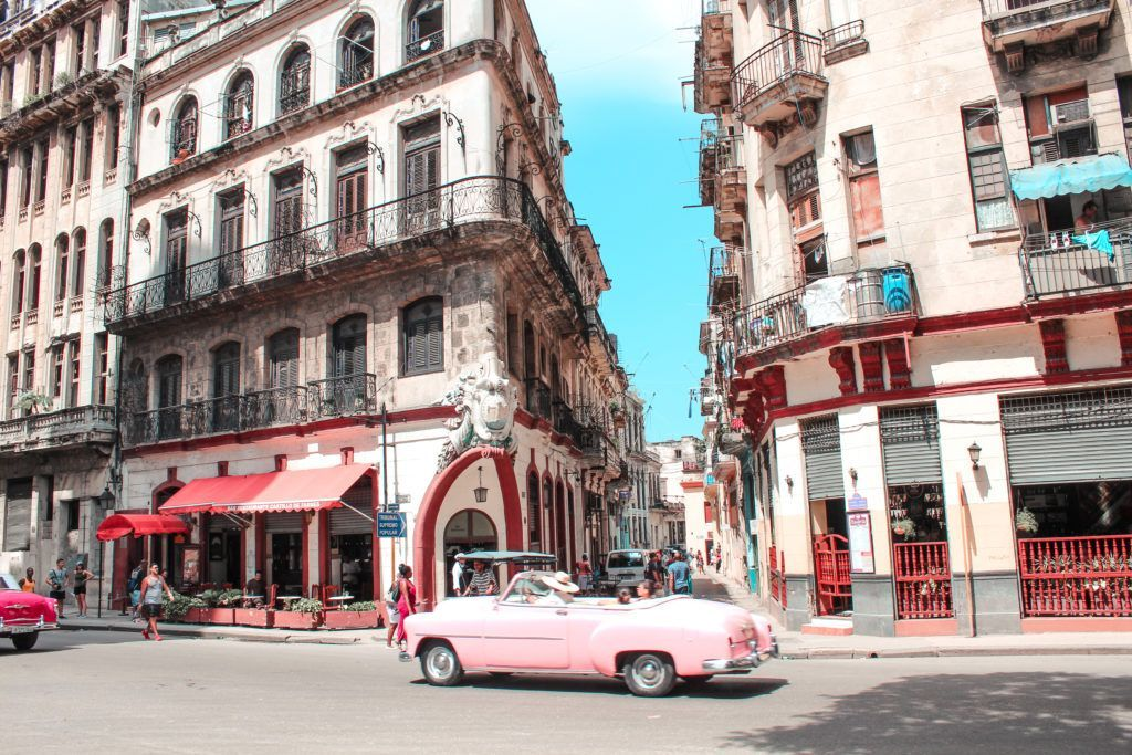How to Visit Cuba as an American in 2019 #visitcuba Cuba is more accessible to Americans than ever! Here's everything you need to know about how to visit Cuba as an American in 2018. #visitcuba