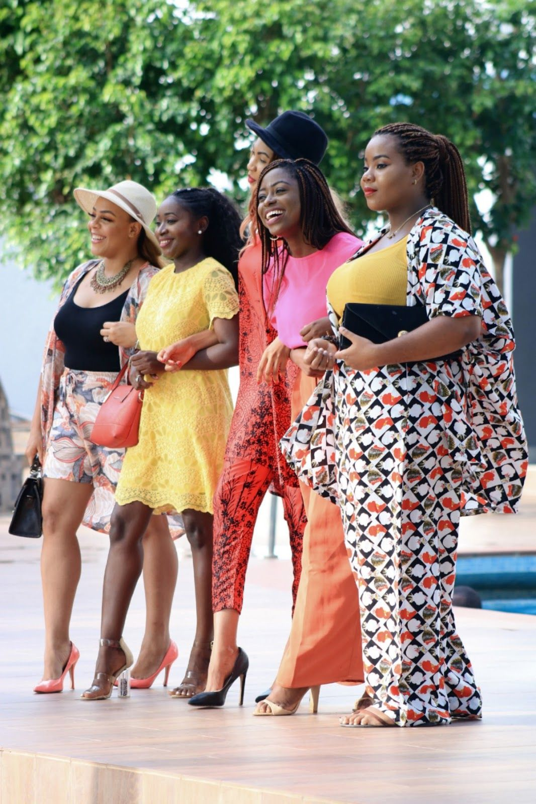 5 Women on Dressing for Your Body Type   Women, Dress for you, Body types