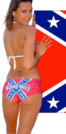 Rebel flag bikini song