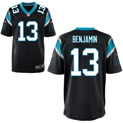 e1c3f8c2b50 ... from Carolina Panthers Panthers WR Kelvin Benjamin will wear 13.
