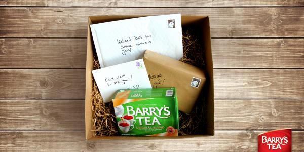 Win a box of Barry's Tea for your friend - http://www.competitions.ie/competition/win-a-box-of-barrys-tea-for-your-friend/