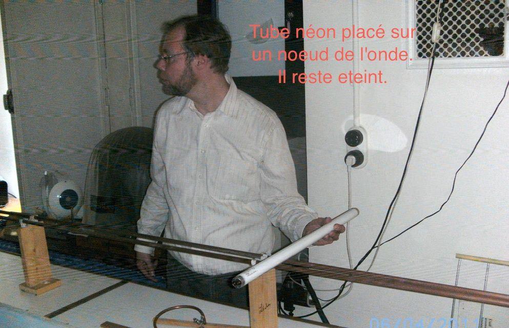 Antenne de Lecher