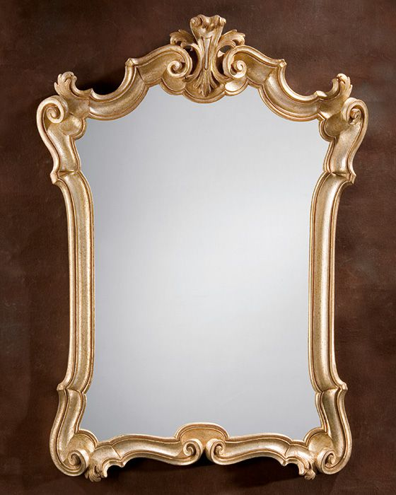 The Coveteur Antique Mirror Walls: Antique Mirror