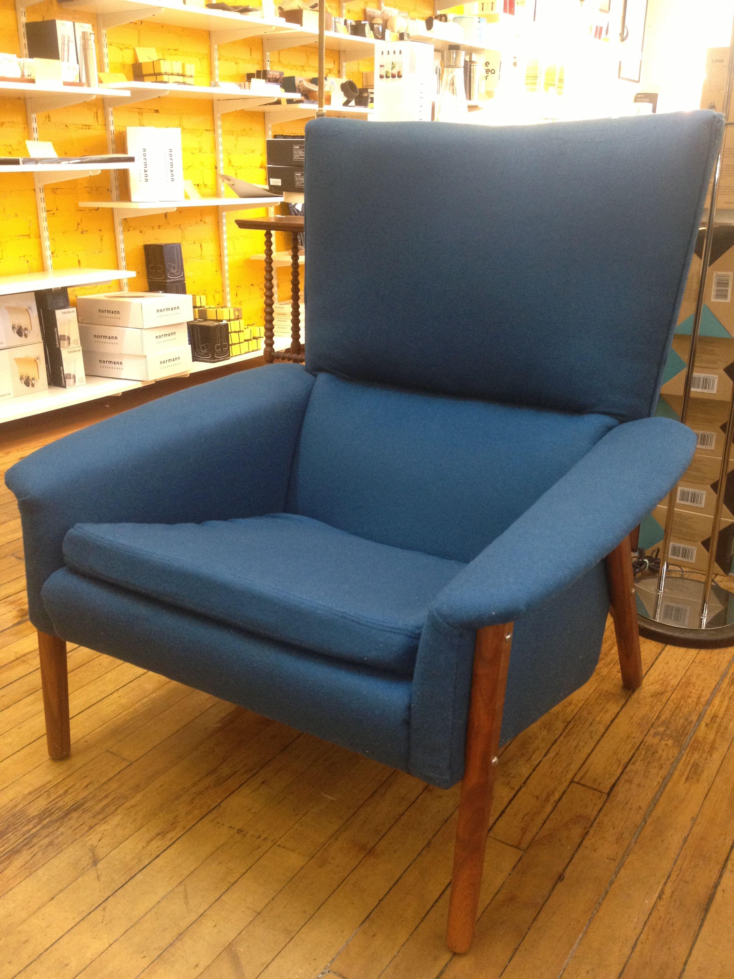 Dux Chair Mid Century Modern