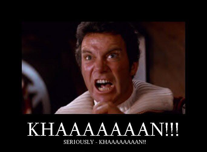 when does kirk meet khan tv