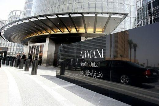 Armani Hotel Dubai Armani Hotel Dubai Armani Hotel