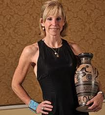 234c925e43b Paula Newby-Fraser - Known as the  Queen of Kona  with eight Hawaiin  titles. Click pic to read her book