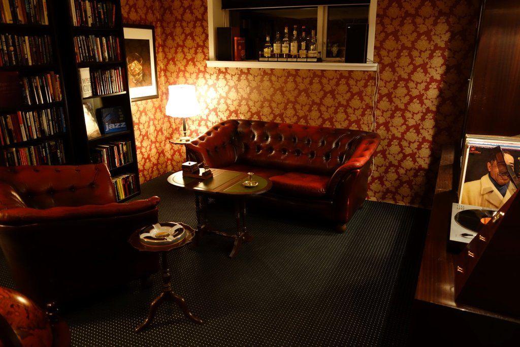 Wohnideen Hobbyraum my cave cigar lounge finished imgur house