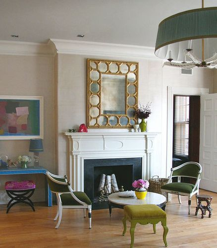 . Frank Roop Design   Interiors   fabulousness   Jewel tone decor