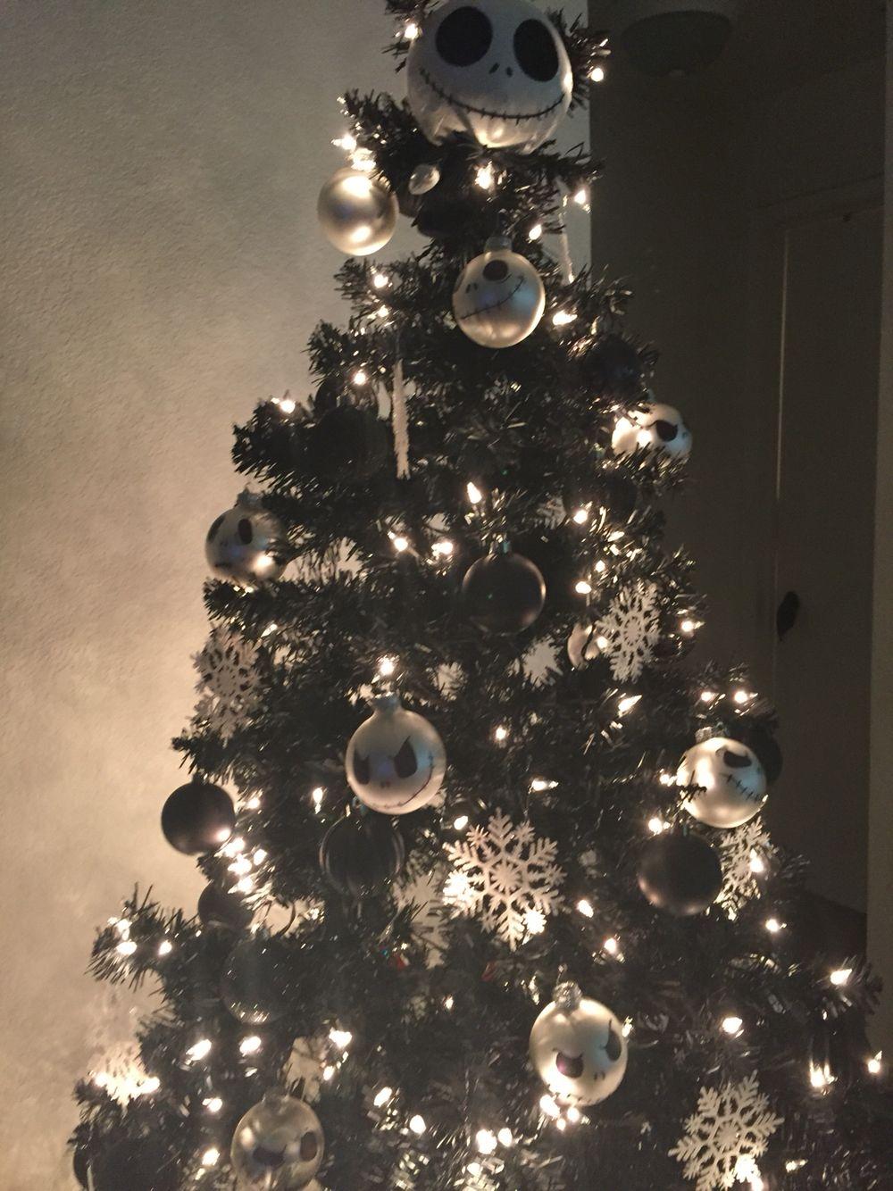 The Nightmare Before Christmas Tree Tattoo Nightmare Before