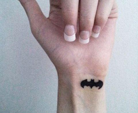 847912dcc wrist tattoo tumblr - Google Search | Tattoo Inspiration | Batman ...