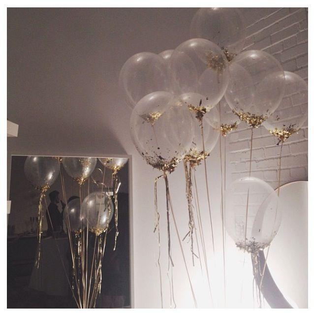 Luftballon und ballon ideen zur inspiration von wedding - Ideen zur geburtstagsfeier ...