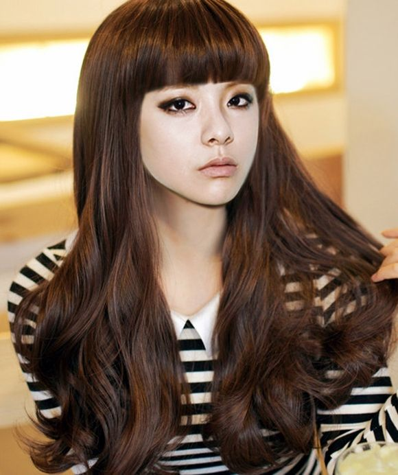 Pin By K Popgirls On F X Long Hair Styles Simply Hairstyles Hair Styles