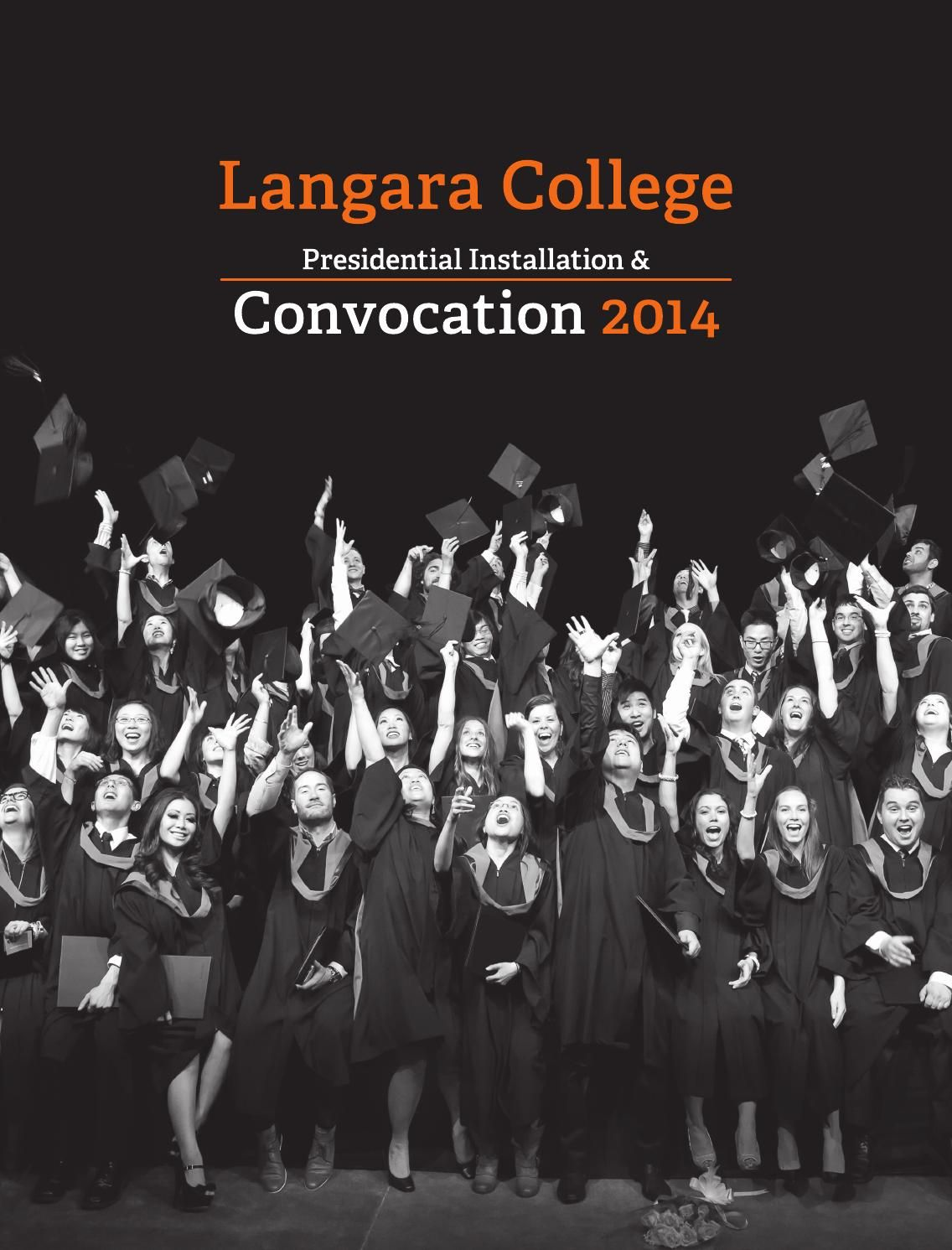University Convocation Banner Design