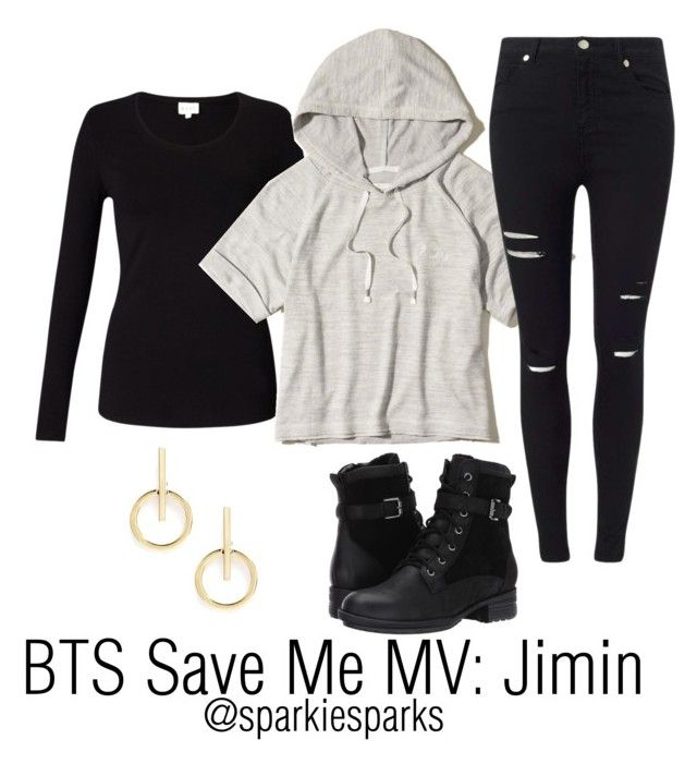 brave bts save me outfits 18