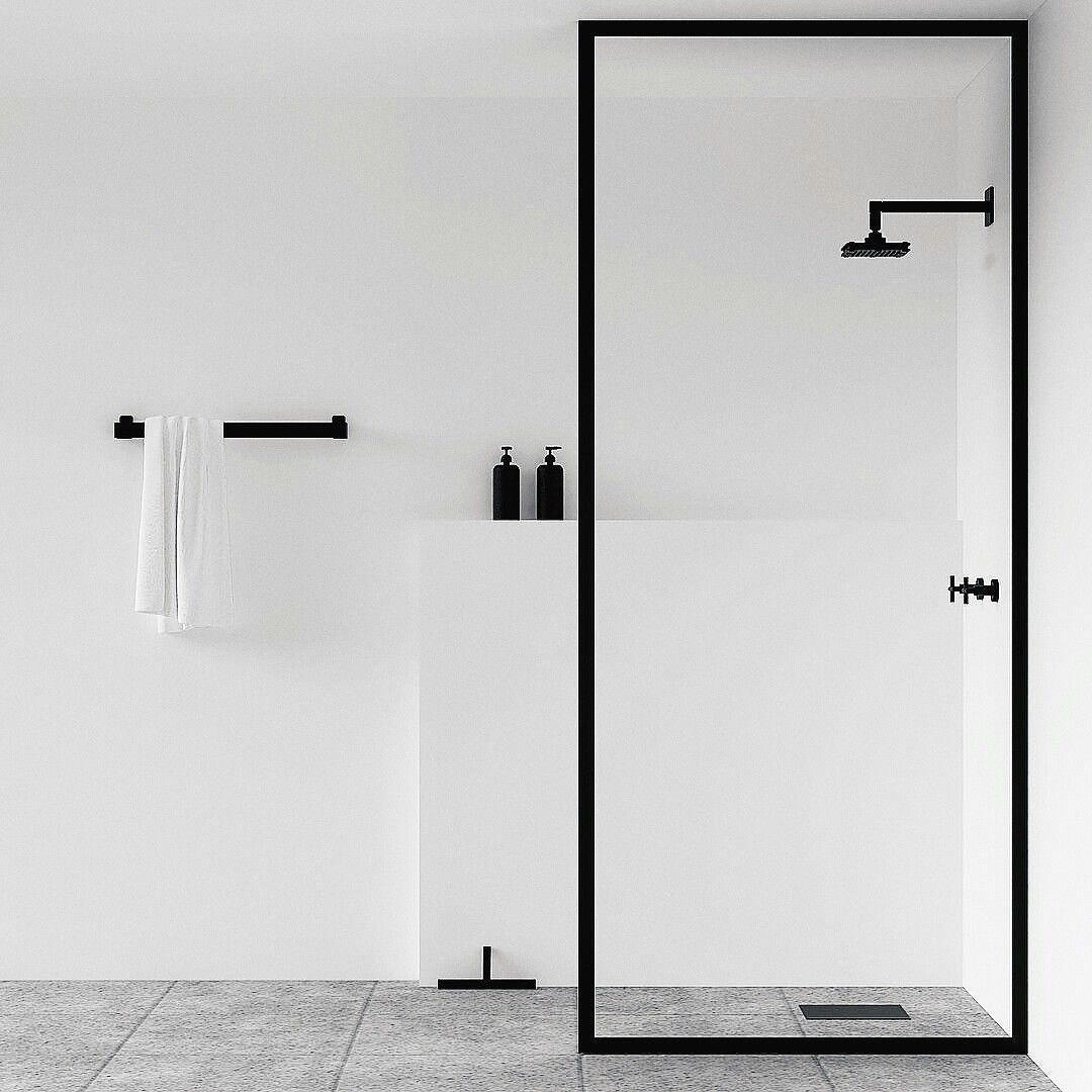Minimalist Bathroom Decor: Minimalist Bathroom. Bathroom Decor, Bathroom Design