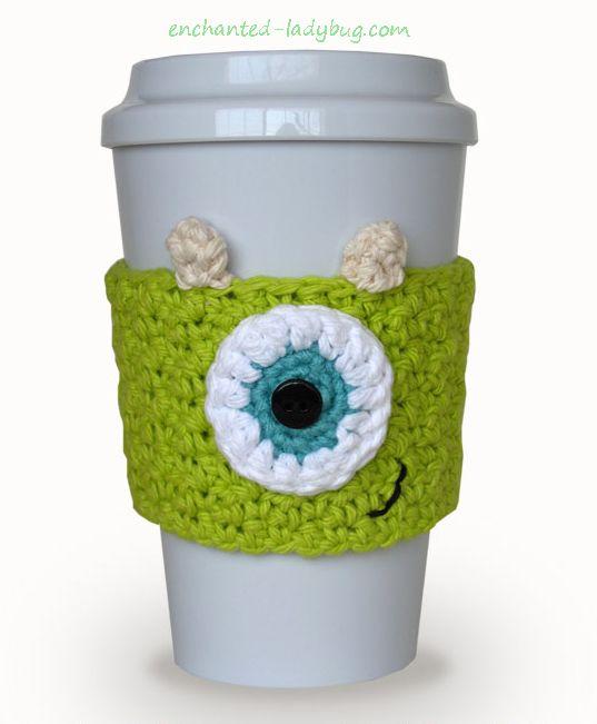 Free Crochet Monsters Inc Mike Wazowski Cozy Pattern Knitting