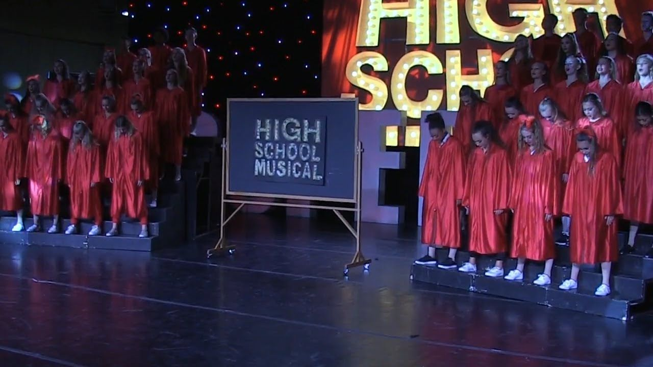 Temecula Dance Company High School Musical High School Musical Dance Company High School Musical Cast