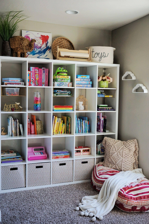 Playroom Organization Ikea Kallax Kallax Ikea Kallax Kids Room