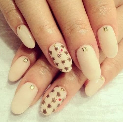 Nail Design Ideas 2015 black and white nail designs 14 Beautiful Pointy Nails Manicure Pinterest Sharp Nails Nail Design 2015 And Gel Nail Designs