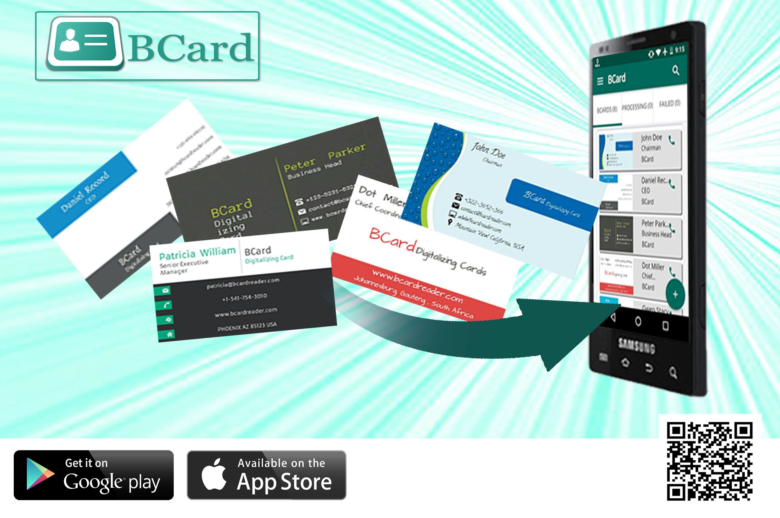 Save paper save trees manage your all paper business card with bcard save paper save trees manage your all paper business card with bcard reader tpbcardreader reheart Image collections