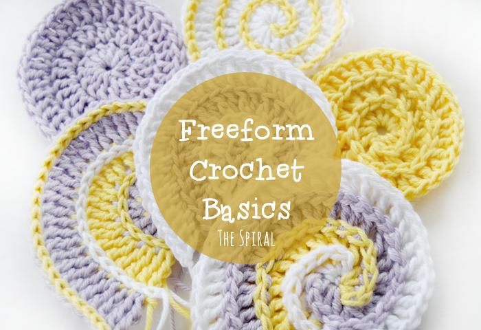 Free Form Crochet Basics | Free form shapes | Pinterest | Espirales ...