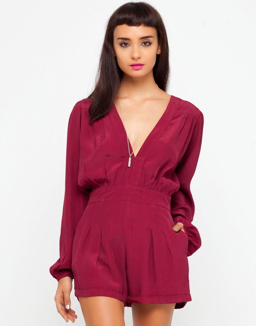 Buy motel jolene short sleeve bodycon dress in purple gothic
