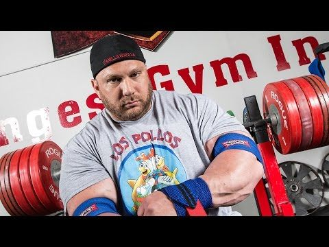 How To Bench Press With Eric Spoto 722 Lb All Time Raw World Record Holder Bench Press World Records All About Time