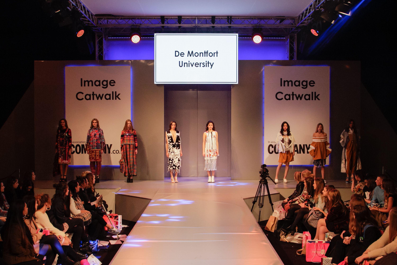 De Montfort University - Graduate Catwalk A on the Image Catwalk at Clothes Show Live