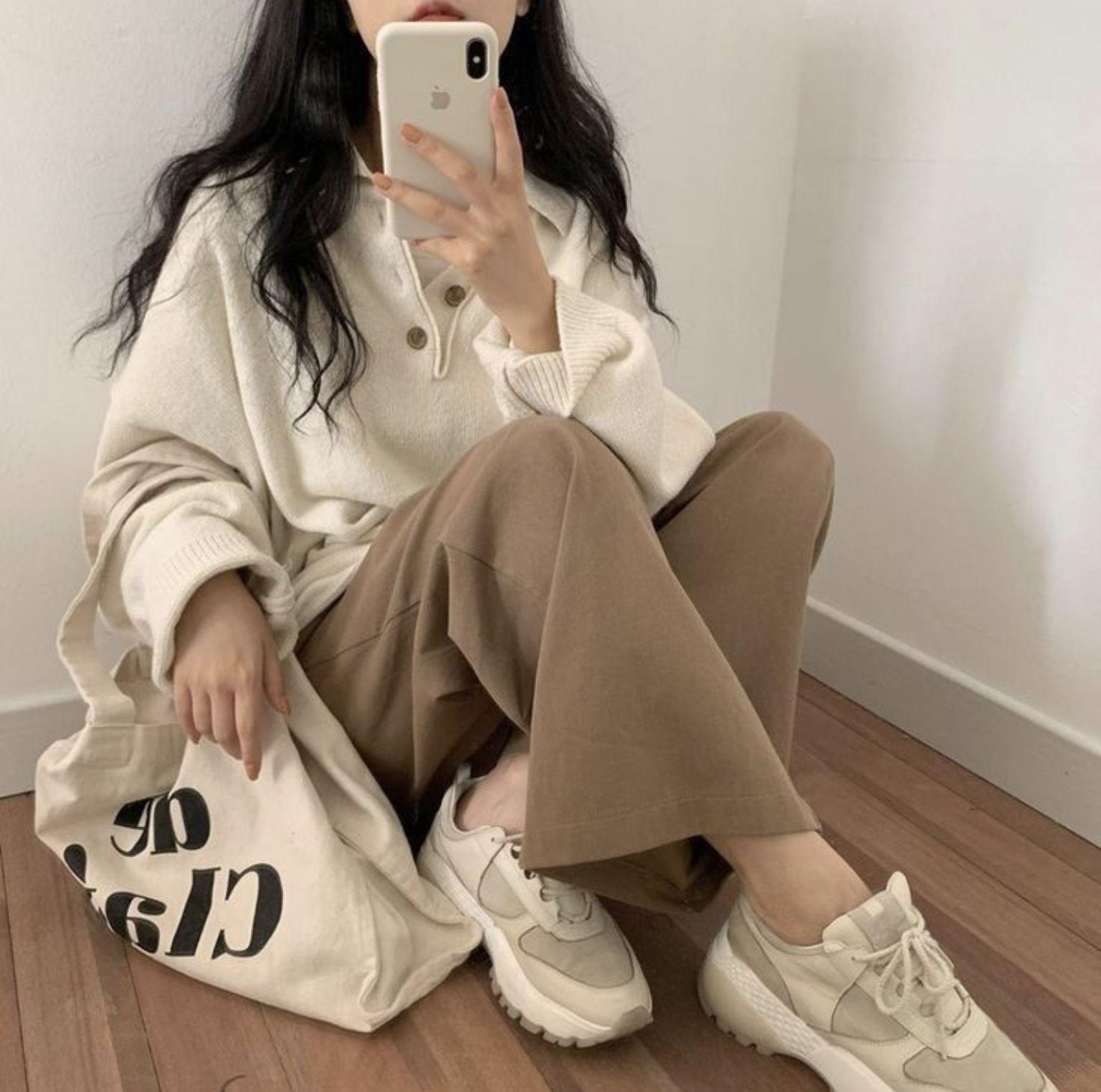 R O S I E Korean Girl Fashion Aesthetic Clothes Aesthetic Fashion