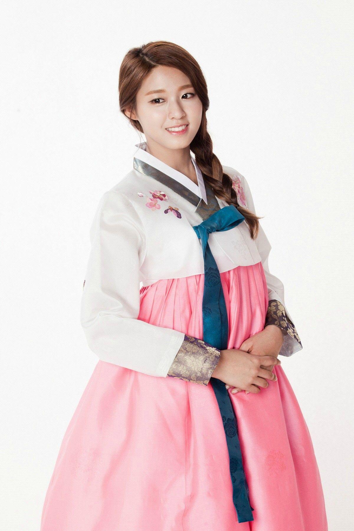 SeolHyun in HanBok | AOA | Pinterest