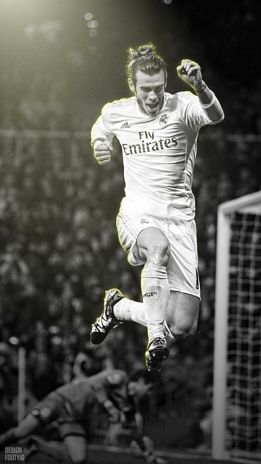 Pin By Rojeen Jafer On Real Madrid Gareth Bale Real Madrid Players Real Madrid Wallpapers