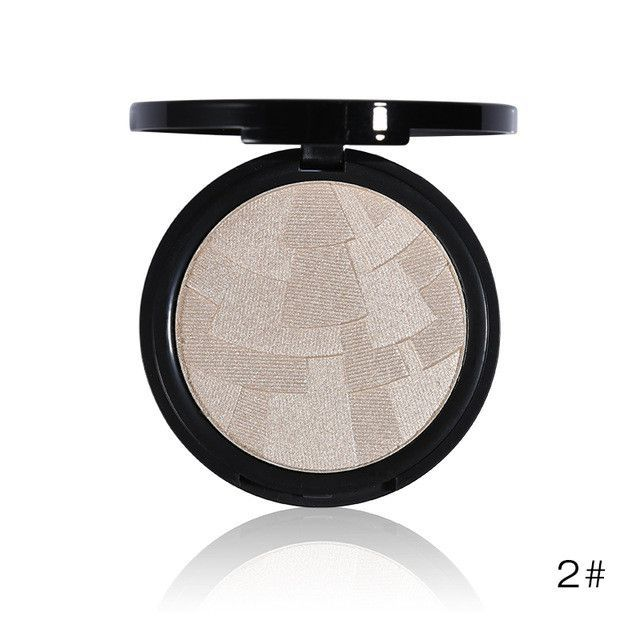 4 Color Highlighter Powder Imagic Brand Brightening Face Foundation Matte Color Palette Highlight Contour Bronzer Make up Set