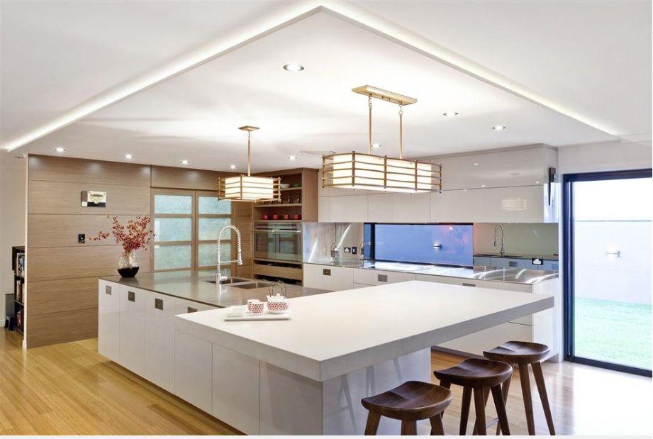 10 Ways To Add Japanese Style To Your Interior Design Freshome Com Modern Kitchen Island Design Contemporary Kitchen Design Modern Kitchen Design