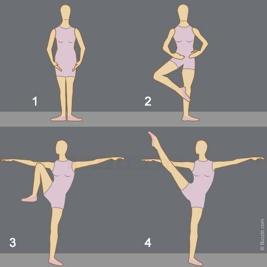 deb9c1fec Ballet Dance Moves