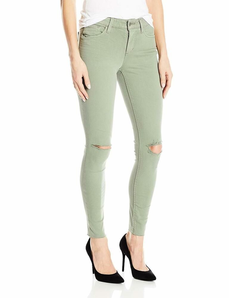 25e9d061f82e Joe's Jeans Women's Flawless Distressed Color Icon Midrise Skinny Ankle  #fashion #clothing #shoes #accessories #womensclothing #jeans (ebay link)